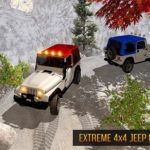 Hill Tracks Jeep Driving Game