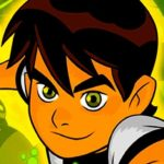 Ben 10 Spot the Difference